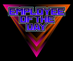 EMPLOYEE OF THE DAY, Logo [cjk]