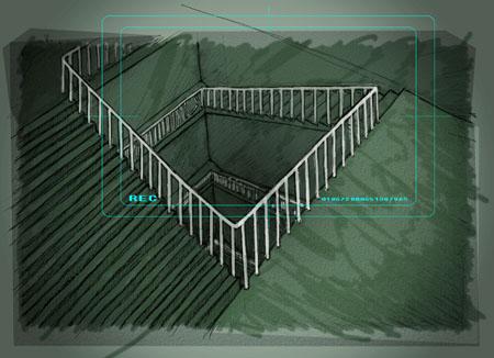 Treppe Entwurf 2